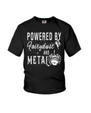 By Fairy Dust And Metal Music T-Shirt Youth T-Shirt thumbnail