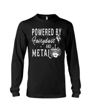 By Fairy Dust And Metal Music T-Shirt Long Sleeve Tee thumbnail