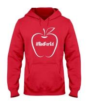 Hashtag RedForEd T-Shirt Hooded Sweatshirt thumbnail
