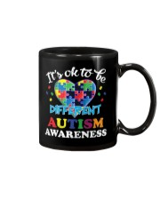 It's OK To Be Different Autism T-Shirt Mug thumbnail