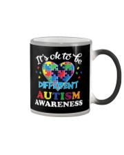 It's OK To Be Different Autism T-Shirt Color Changing Mug thumbnail