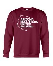 Arizona RedForEd Shirt Crewneck Sweatshirt thumbnail