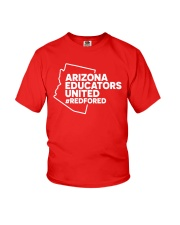 Arizona RedForEd Shirt Youth T-Shirt thumbnail