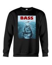 Bass Fishing T-Shirt Crewneck Sweatshirt thumbnail
