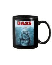 Bass Fishing T-Shirt Mug thumbnail