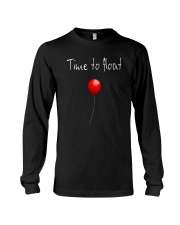 Time To Float IT Horror Movie T-Shirt Long Sleeve Tee thumbnail