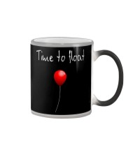 Time To Float IT Horror Movie T-Shirt Color Changing Mug thumbnail