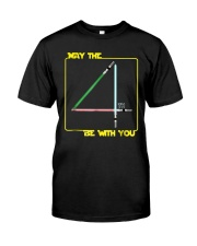 May The 4th Be With U You Funny Shirt Classic T-Shirt thumbnail