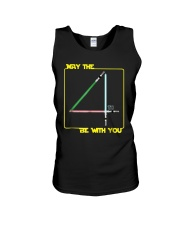 May The 4th Be With U You Funny Shirt Unisex Tank thumbnail