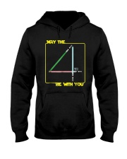 May The 4th Be With U You Funny Shirt Hooded Sweatshirt thumbnail