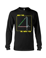 May The 4th Be With U You Funny Shirt Long Sleeve Tee thumbnail