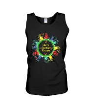 Anti Racism T Shirt Unite Against Racism Unisex Tank thumbnail