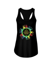 Anti Racism T Shirt Unite Against Racism Ladies Flowy Tank thumbnail