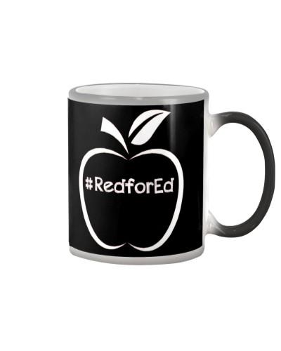 Arizona Teacher T-Shirt RedforEd