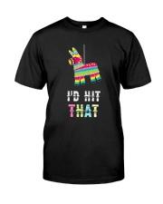 I'd Hit That Pinata Gift T-Shirt Premium Fit Mens Tee thumbnail
