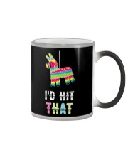I'd Hit That Pinata Gift T-Shirt Color Changing Mug thumbnail