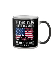 If This Flag Offends You T-Shirt Color Changing Mug thumbnail