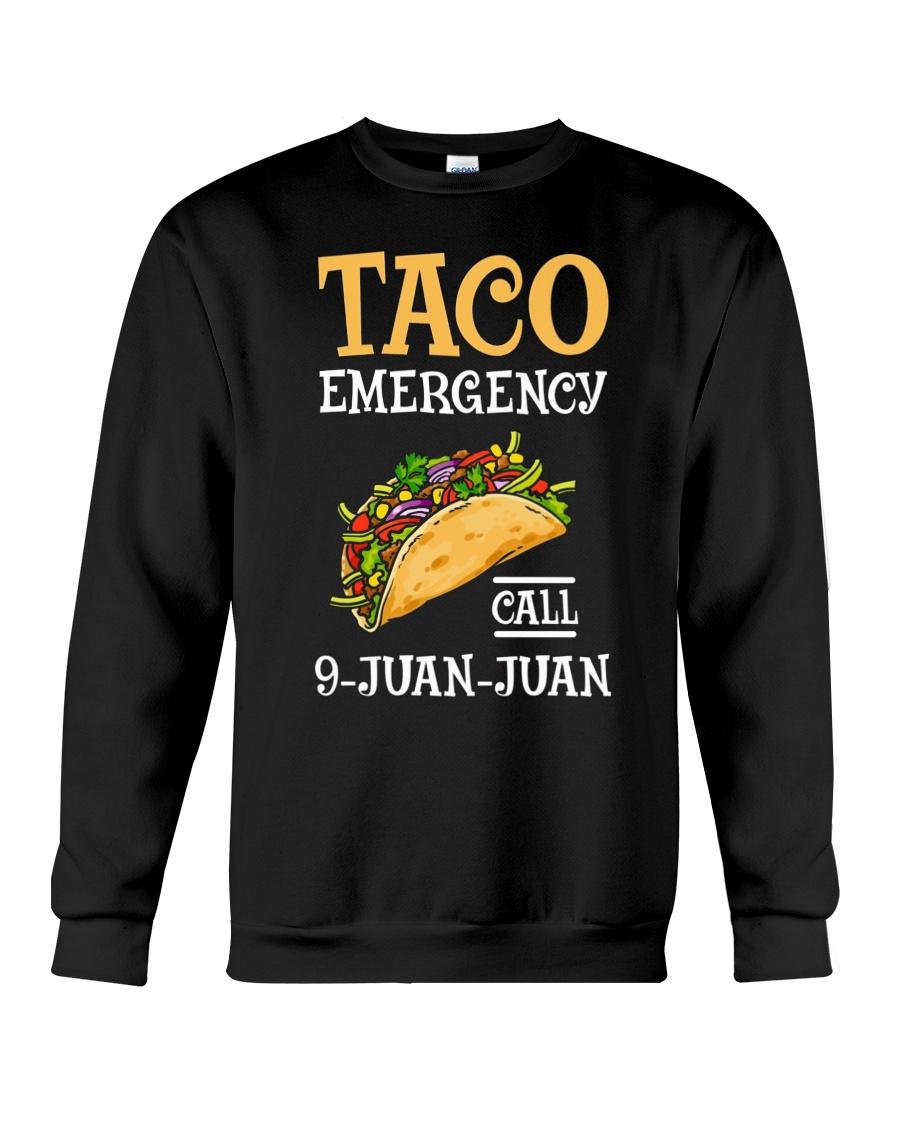 Emergency Call 9 Juan Juan Classic Shirt Crewneck Sweatshirt