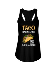 Emergency Call 9 Juan Juan Classic Shirt Ladies Flowy Tank tile