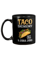 Emergency Call 9 Juan Juan Classic Shirt Mug back