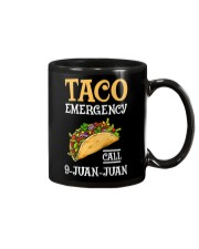 Emergency Call 9 Juan Juan Classic Shirt Mug front