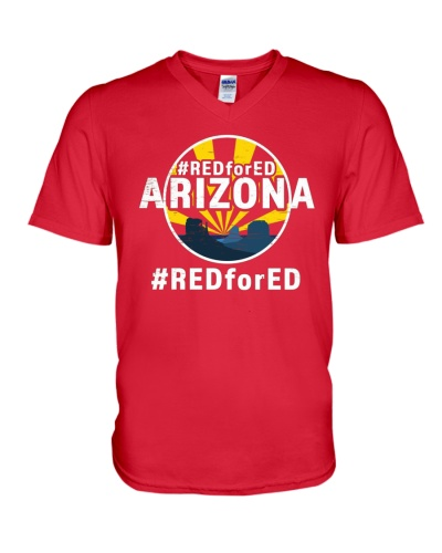 Vintage RED for ED T-Shirt