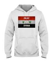 Pray For Syria Shirt Hooded Sweatshirt thumbnail