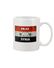 Pray For Syria Shirt Mug thumbnail