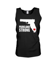 parkland strong T-Shirt Unisex Tank thumbnail