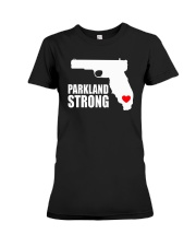 parkland strong T-Shirt Premium Fit Ladies Tee front