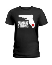 parkland strong T-Shirt Ladies T-Shirt thumbnail