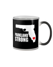 parkland strong T-Shirt Color Changing Mug thumbnail