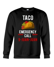 Emergency Call 9 Juan Juan Shirt Crewneck Sweatshirt thumbnail