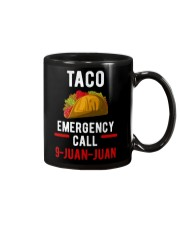 Emergency Call 9 Juan Juan Shirt Mug thumbnail