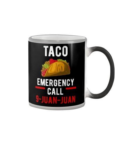 Emergency Call 9 Juan Juan Shirt