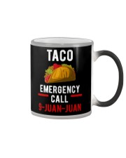 Emergency Call 9 Juan Juan Shirt Color Changing Mug thumbnail