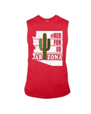 Redfored Arizona Teachers United Shirt Sleeveless Tee thumbnail