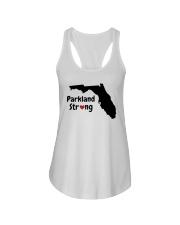 Parkland Strong Shirt Ladies Flowy Tank thumbnail