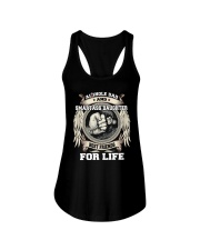 Asshole Dad Best Friend Shirt Ladies Flowy Tank thumbnail