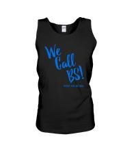 We Call BS Protect Kids Not Guns T-Shirt Unisex Tank thumbnail