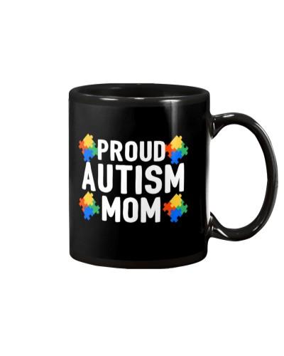 Proud Autism Mom TShirt