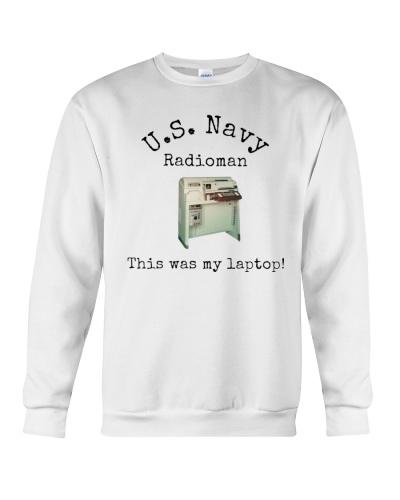 US Navy Radioman T-Shirt
