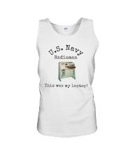 US Navy Radioman T-Shirt Unisex Tank thumbnail