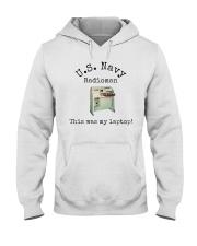 US Navy Radioman T-Shirt Hooded Sweatshirt thumbnail