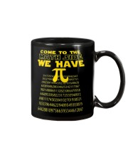 Come To The Math Side We Have Pi Shirt Mug thumbnail