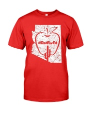 Vintage Red for Ed T-Shirt Premium Fit Mens Tee thumbnail