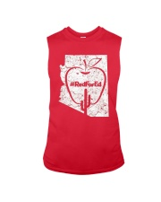 Vintage Red for Ed T-Shirt Sleeveless Tee thumbnail