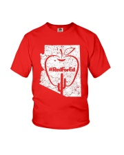 Vintage Red for Ed T-Shirt Youth T-Shirt thumbnail