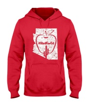 Vintage Red for Ed T-Shirt Hooded Sweatshirt thumbnail