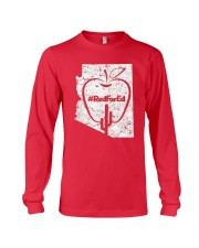 Vintage Red for Ed T-Shirt Long Sleeve Tee thumbnail